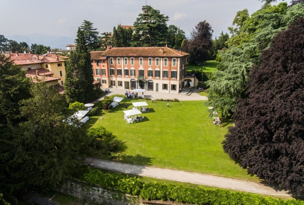Location matrimonio Brianza - Villa Pizzi